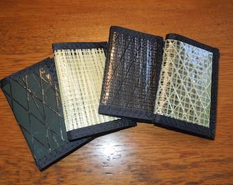 Tri-fold Kevlar Sailcloth Wallet