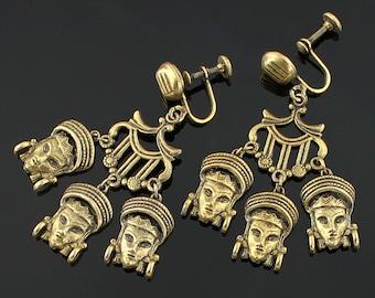 50's Selro Princess Earrings