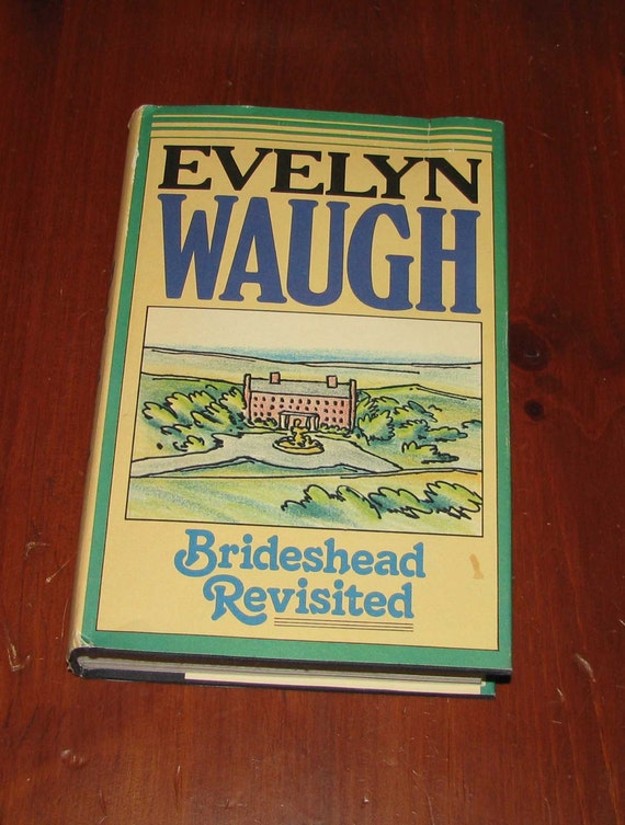 a literary review of brideshead revisited a novel by evelyn waugh Although he s best known for brideshead revisited, his melancholy look back at  the  the complete works of evelyn waugh: essays, articles, and reviews.