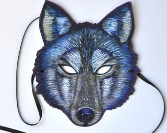 Wolf Mask