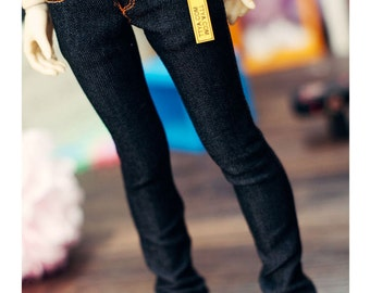 MSD real skinny Jean Black