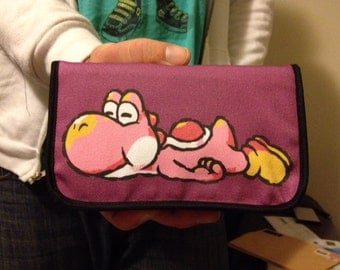 Purple Yoshi Nintendo New 3DS/3DS XL/LL Case