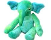 Elephant Stuffed Toy Plush