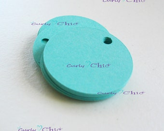 "72 Circle Tag Size 1.5"" -Circles die cuts -Cardstock Circles tags -Circles labels -Paper die cuts -Paper Labels"