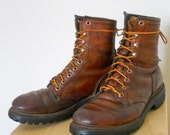 Red Wing's Work Boots Mens 7