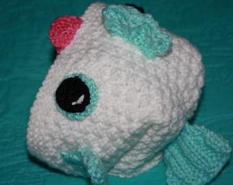 Baby Tropical Fish Bonnet