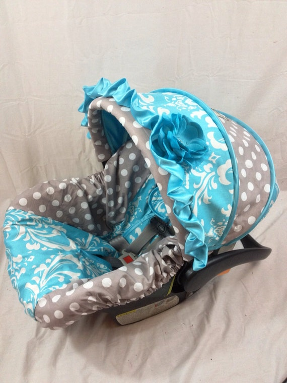 Design Your Own Baby Car Seat Covers Online