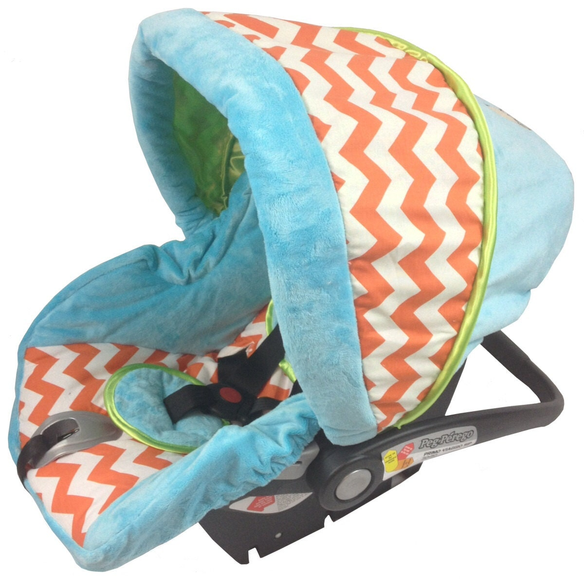 Baby Boy Custom Car Seat Cover Replacement By
