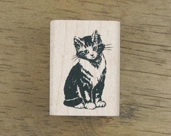 Lovely kitten Stamp, U7157