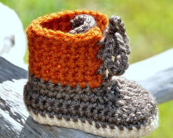 Baby Booties, Baby Boots