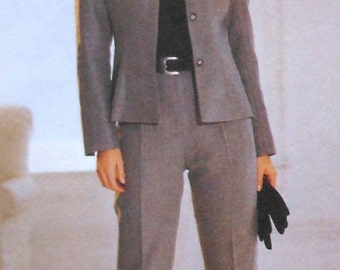 Jacket, Pants, and Skirt Sewing Pattern UNCUT McCalls 2923 Sizes 10-14 office chic