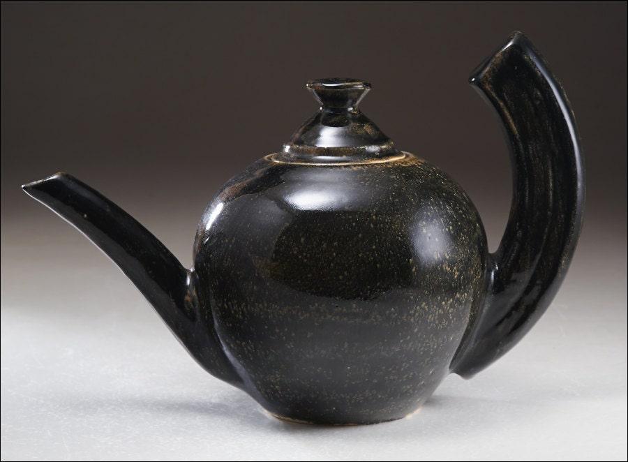 Handmade Ceramic Black...