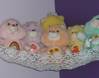 Hammock for Stuffed Animals, Salt & Pepper