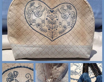 Dala Sewing Bag Pattern