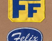 Fix-It Felix Jr Patch Set - Wreck-It Ralph