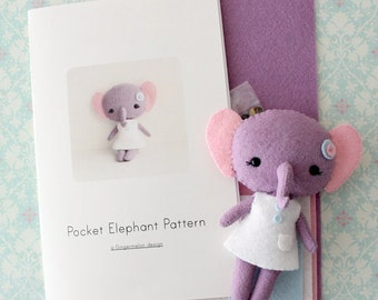 Pocket Ellie Pattern Kit