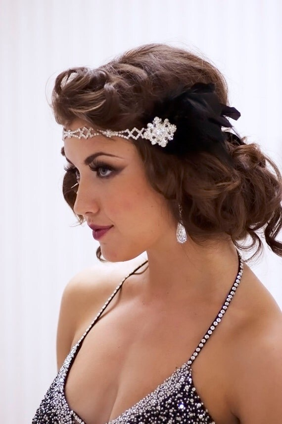 The GREAT Gatsby Headband Inspired Collection by whatabetty81