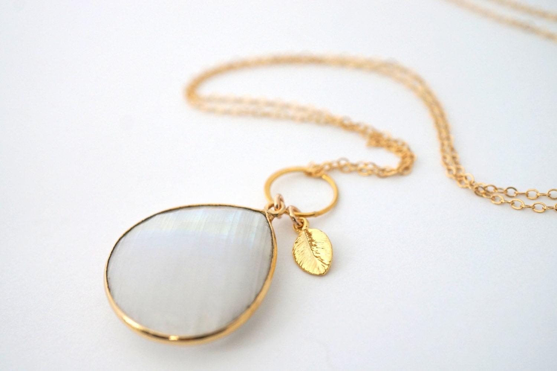Long gold pendant necklace light shop light ideas long moonstone pendant necklace long charm necklace long zoom audiocablefo light shop mozeypictures Choice Image