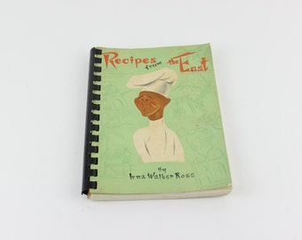 Vintage Recipes From The East Cookbook