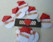 Cute Santa Gift Tags