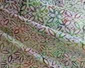 Batik Cotton from Indonesia by Anthology Fabrics Tile AF6151 HALF YARD (45 cm)