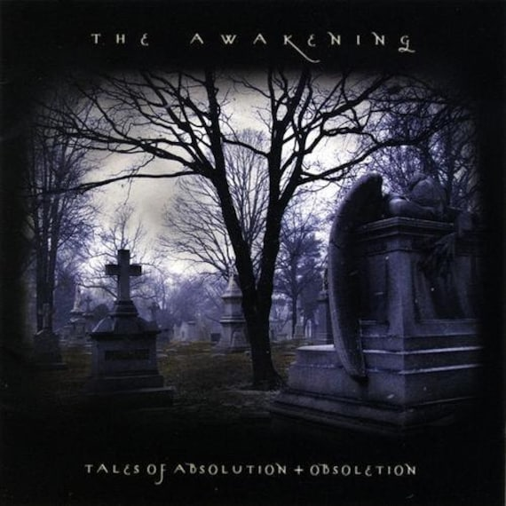 The Awakening - Tales of Absolution and Obsoletion (CD) - Gothic Rock / Darkwave