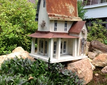Victorian Two Story Birdhouse -Perfect for Every Home