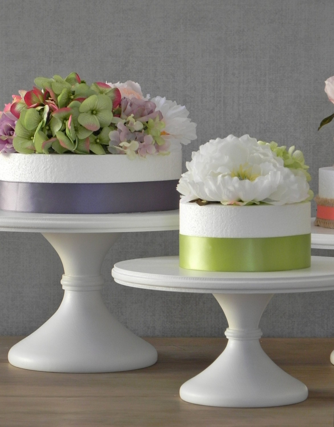 wedding cake pedestal stand 18 wedding cake stand pedestal cake stand by 23404