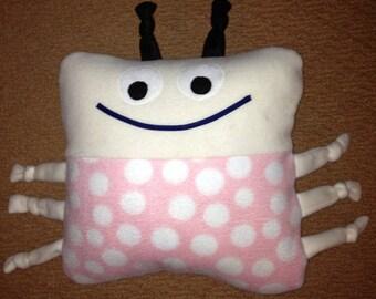 bug pillow