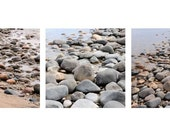 Lake Huron Rocky Shore Panoramic Photography Print