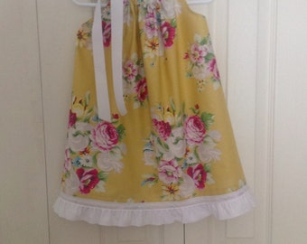Sunny Garden Dress by Cheryl's Bowtique / 2014-15 Cottage Collection