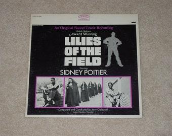 "Vintage Vinyl LP Record Album "" Lilies of the Field """