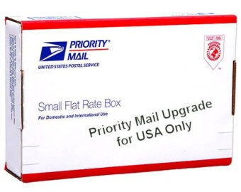 Priority shipping upgrade for USA ONLY