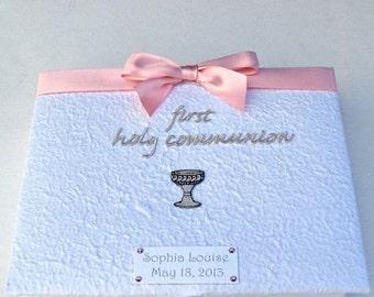 1st Holy Communion Keepsake Box for Girls