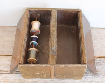 Vintage Sewing Caddy