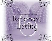 RESERVED LISTING livingaloha11