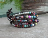 "Two each 32"" wrap bracelets reserved for Dana"