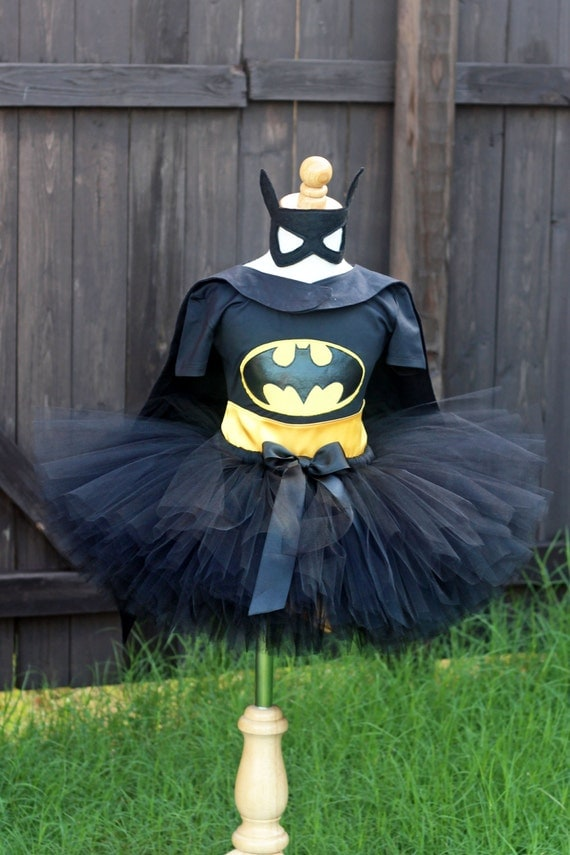 Diy batgirl costume with tutu - photo#1