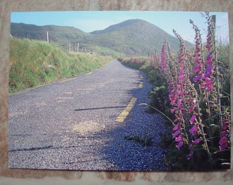 Irish Photography Greetings Card Blank Card Irish Landscape Card