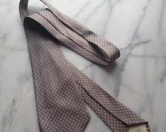 1950s Polka Dot Necktie