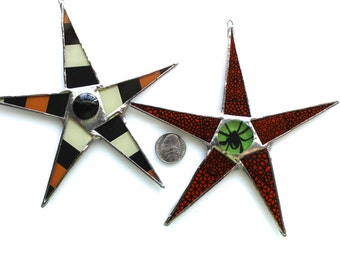 Little Boos and Ghouls- 5.5 inch Halloween stars- one star of your choice
