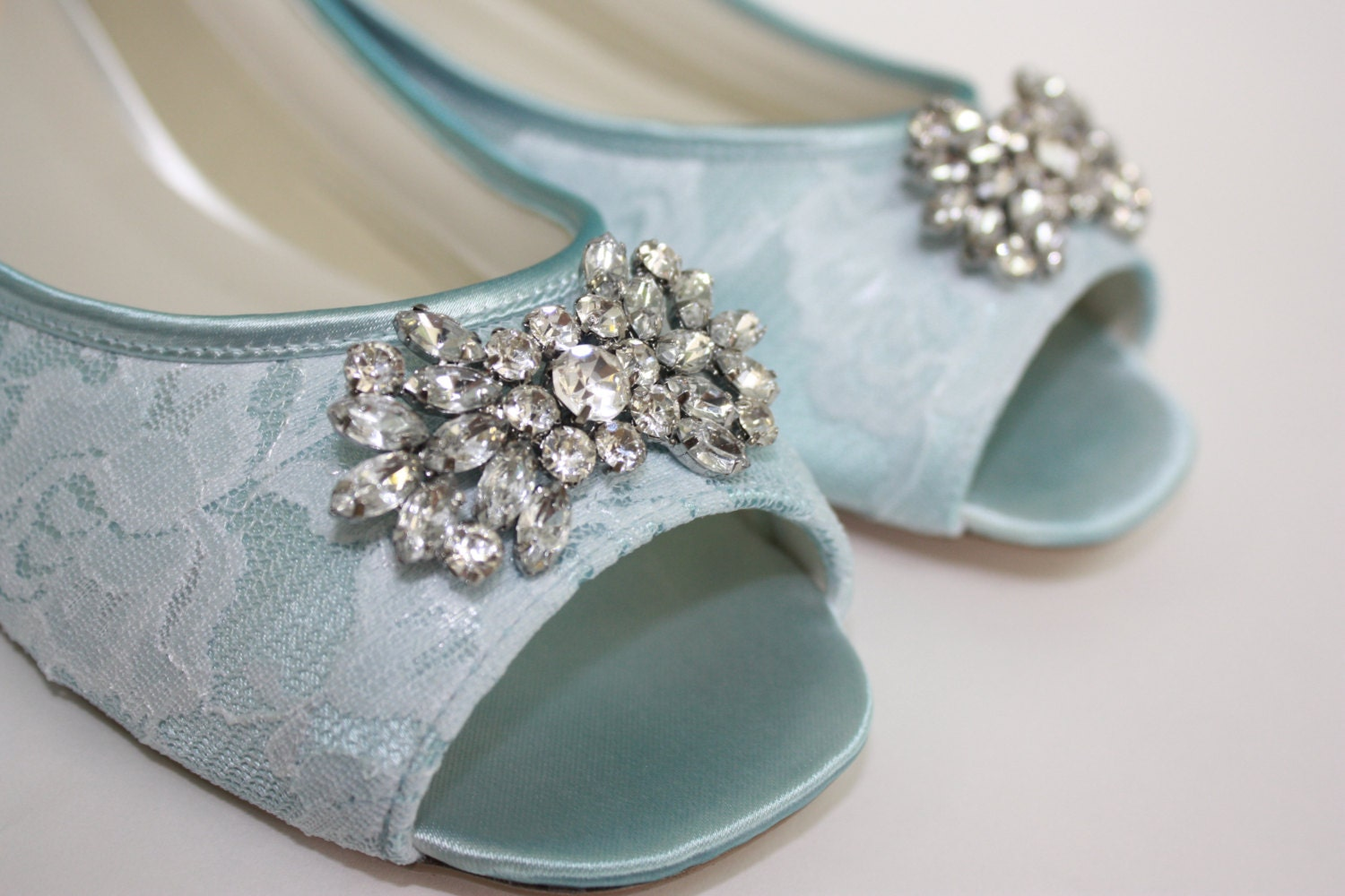 Lace Flats Wedding Shoes Something Blue Choose From Over 100