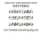 Bead Crochet Rope Pattern - Vol. 33 - The Symphony - PDF File