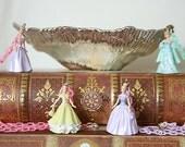 Princess barbie mini doll necklace (choose one)