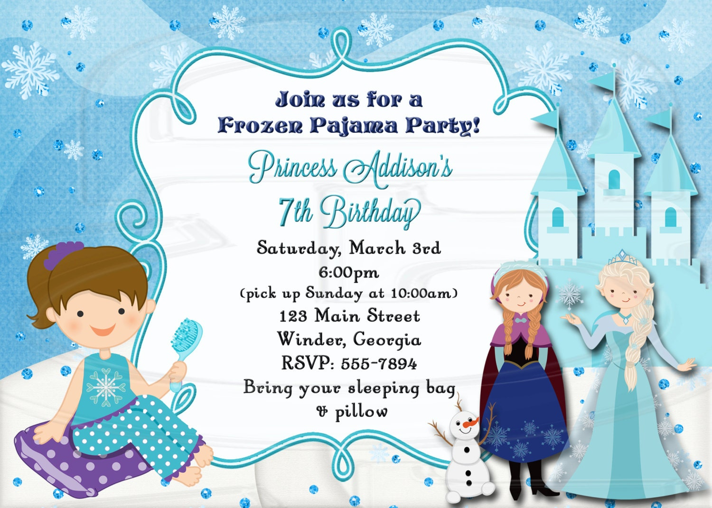 Free Birthday Invite Templates with good invitations ideas