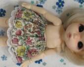 short  Dress For pukifee ,lati yellow