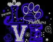 Panthers Spirit Image