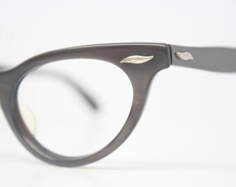 Small Cat eye glasses vintage glasses frames cat eye sunglasses