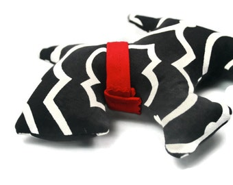 Extra Durable // Dog Toy // Scottie Dog // Squeak Toy