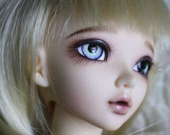 BJD eyes Doll eyes Hand made available in 12/14/16/18/20/22/24mm Dragonfly Damsel made to order